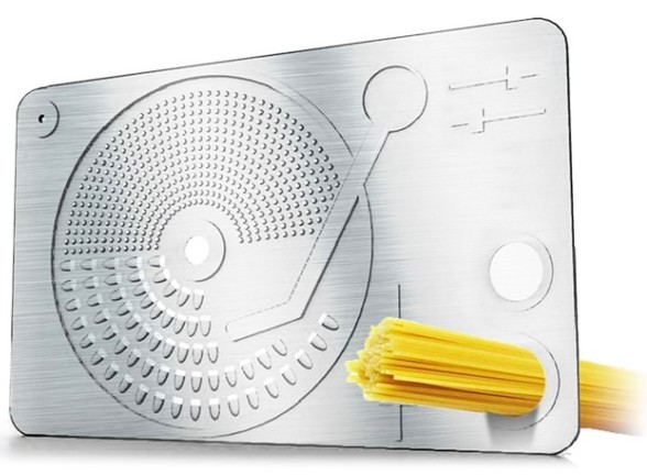 Cook from Scratch with a Turntable Cheese Grater