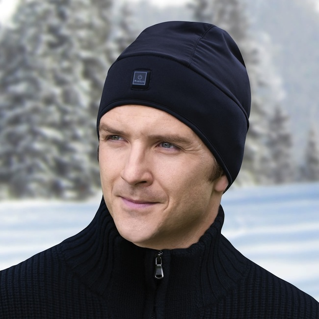 Battery Powered Heated Winter Hat