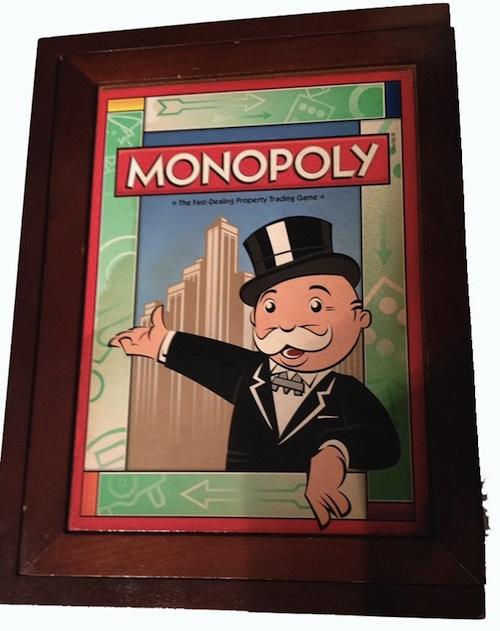 monopoly book