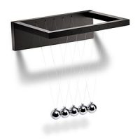 newtons cradle fridge
