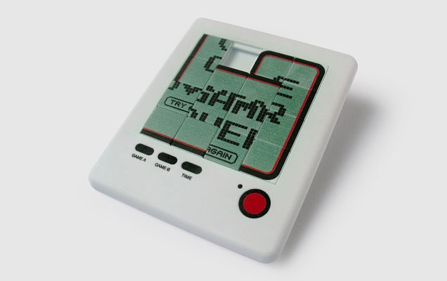Gameboy Slider Puzzle