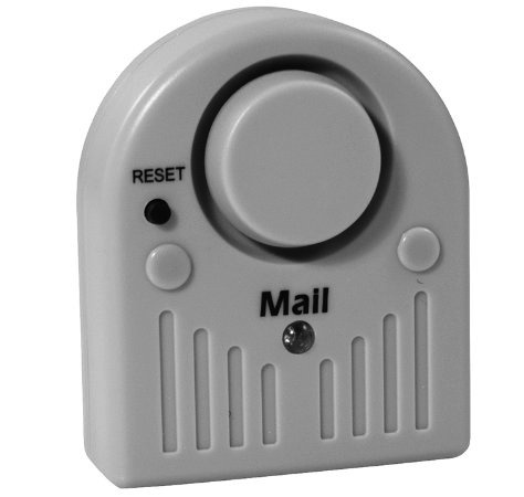 mailbox chime alert