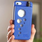 Phone Case with Built In Spray Bottle