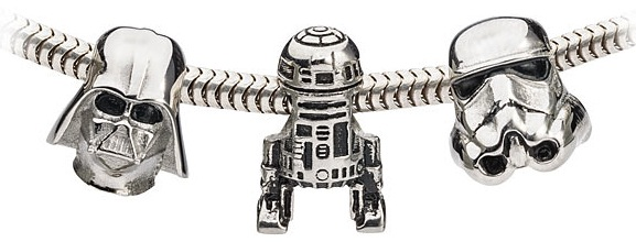 star wars charms r2d2