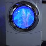 Washing Machine Aquarium