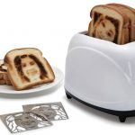 Selfie Toaster Puts Your Face on Toast