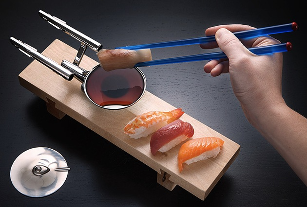 star trek enterprise sushi