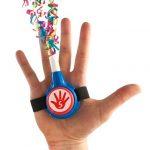 Confetti High Five Shooter Gadget