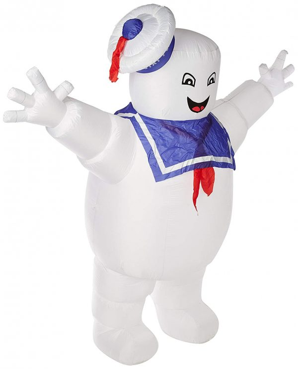 Inflatable Ghostbusters Stay Puft Marshmallow Man
