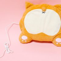 corgi butt usb pillow