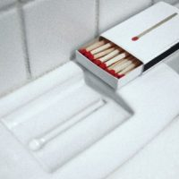 matchbox toilet paper holder close