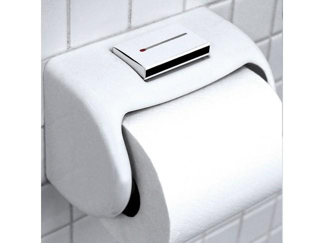 Toilet Paper Dispenser with Matchbox Holder