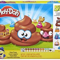 play doh poop troop box