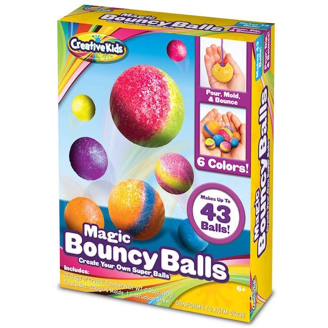 DIY Bouncy Balls Kit