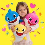 Official Baby Shark Song Singing Plush Toys