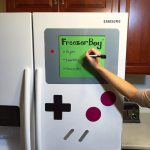 FreezerBoy Turns Your Fridge Into a GameBoy