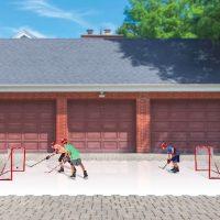 iceless skaing rink