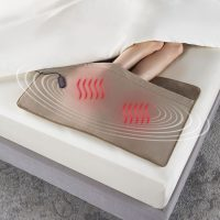 massaging foot warmer