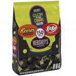 Glow in the Dark Halloween Candy (Wrappers)