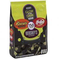 glow in the dark hersheys
