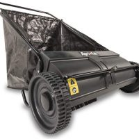 push lawn leaf sweeper