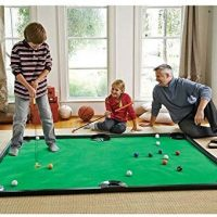 putting pool table