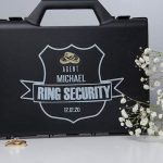 Ring Security Briefcase, a Wedding Pillow Alternative