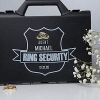 wedding ring security case