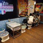 Toilet Theme Restaurant
