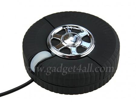 Car Tire Mouse