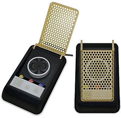 Star Trek VoIP Communicator