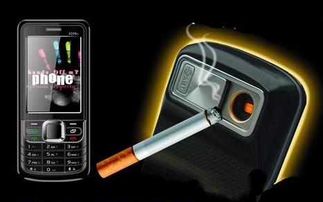 Cigarette Lighter Phone is the iPhone Killer