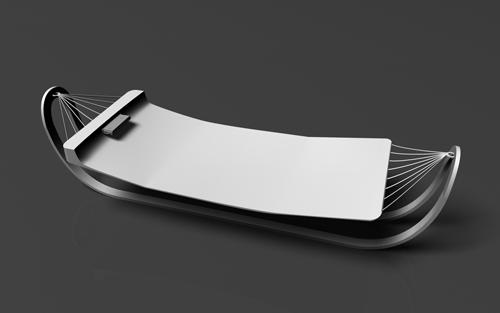 iPhone Hammock Concept