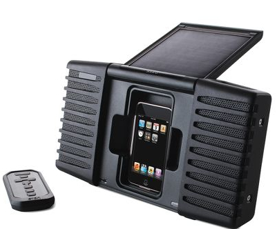 Cooladio Backpack Cooler And Solar Powered Charger With