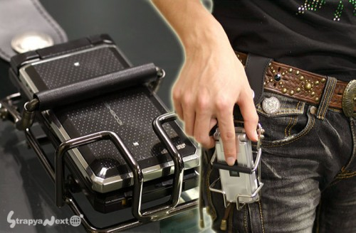 Serious Japanese Cell Phone Holster