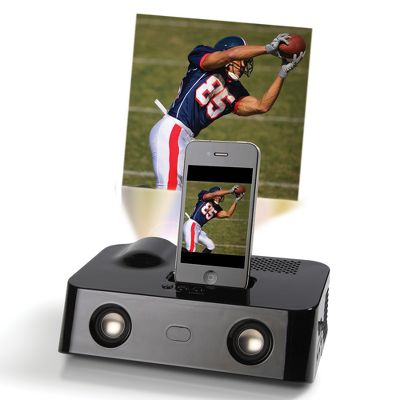 iPhone Video Projector