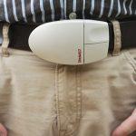 Computer Mouse Belt Buckle Keeps Your Pants Up Above the Joystick