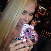 Jenna Jameson's Blinged My Little Pony iPhone Case (SFW)