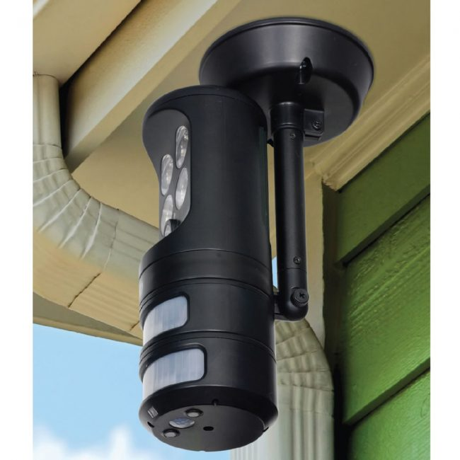 Eave Mount Motion Light Shapeyourminds Com