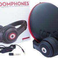 Boomphones, Headphones that Transform to a Boombox