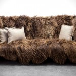 Chewbacca Inspired Sofa Just Needs Bandolier Pillows